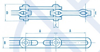 pressedchaintable